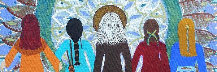 Saberes do Sagrado Feminino - Divino Feminino - Feminilidade Essencial - Circulo de Mulheres -Shakti / Qoya